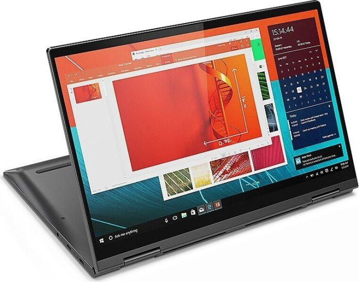 Ordinateur portable Lenovo Yoga C740-14IML (81TC001LFR) Gris - photo 1