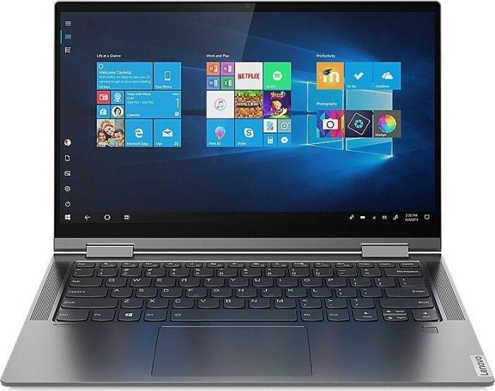 Ordinateur portable Lenovo Yoga C740-14IML (81TC001LFR) Gris - photo 7
