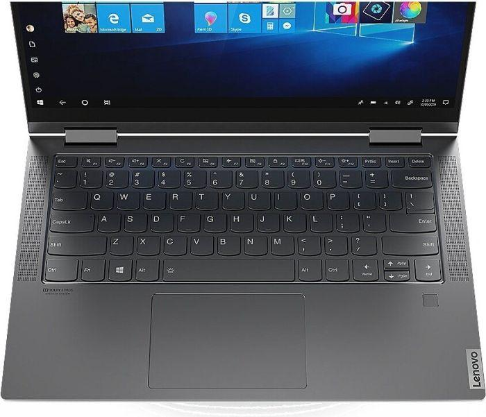 Ordinateur portable Lenovo Yoga C740-14IML (81TC001LFR) Gris - photo 8