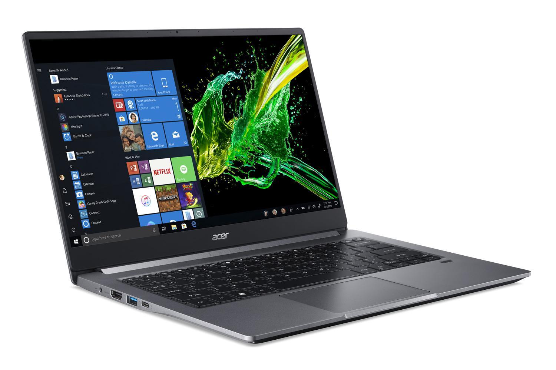 Image du PC portable Acer Swift 3 SF314-57-72VT Gris