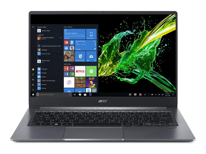 Ordinateur portable Acer Swift 3 SF314-57-72VT Gris - photo 2