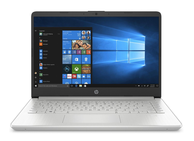 Image du PC portable HP 14s-dq1033nf Argent