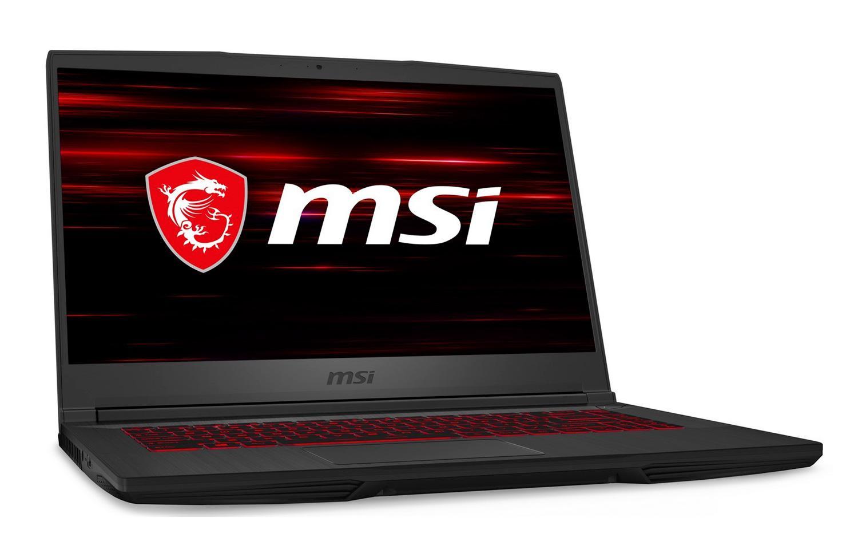 Image du PC portable MSI GF65 10UE-034XFR Thin - RTX 3060 Max-Q, 144Hz, Sans Windows