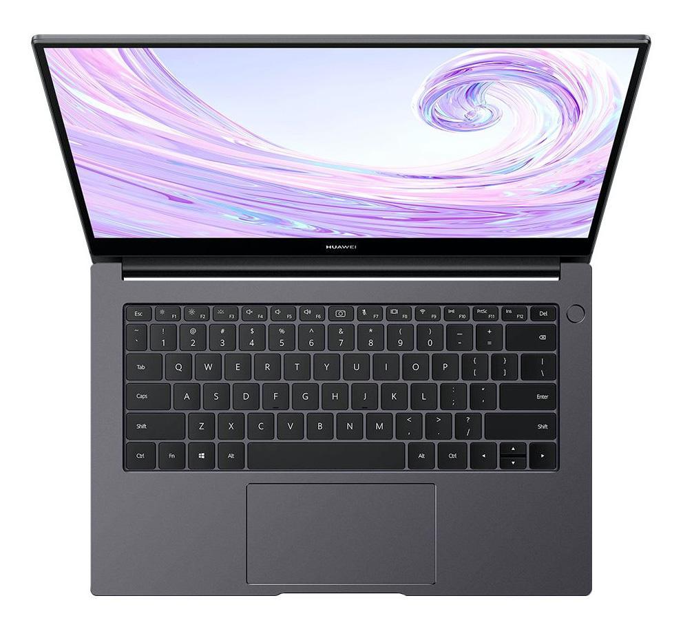 Ordinateur portable Huawei MateBook D 14 2020 Gris - Ryzen 5, 8 Go, 512 Go  - photo 3