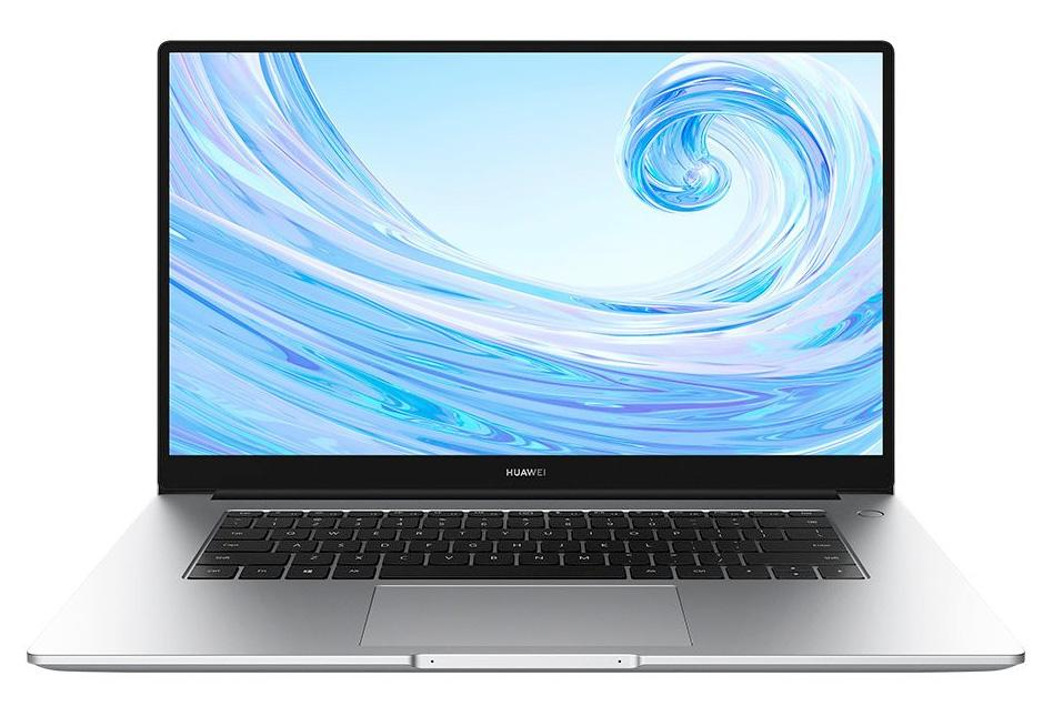 Ordinateur portable Huawei MateBook D 15 2020 Argent - Ryzen 5, 8 Go, 256 Go - photo 1