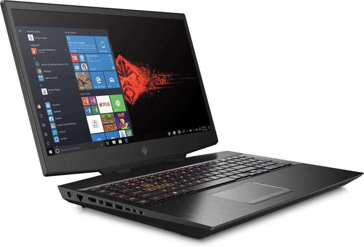 Image du PC portable HP Omen 17-cb1008nf - RTX 2080 Super, 300Hz