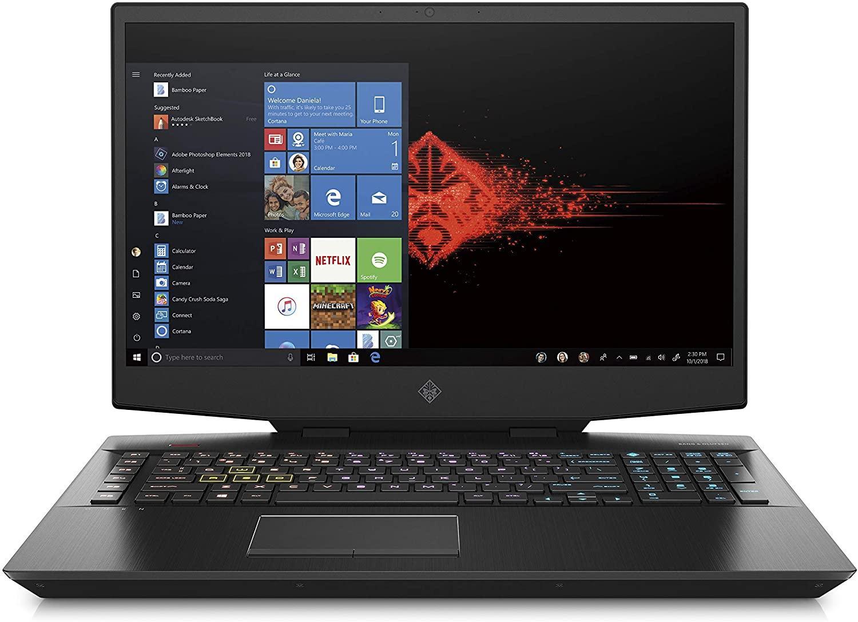 Ordinateur portable HP Omen 17-cb1008nf - RTX 2080 Super, 300Hz - photo 2