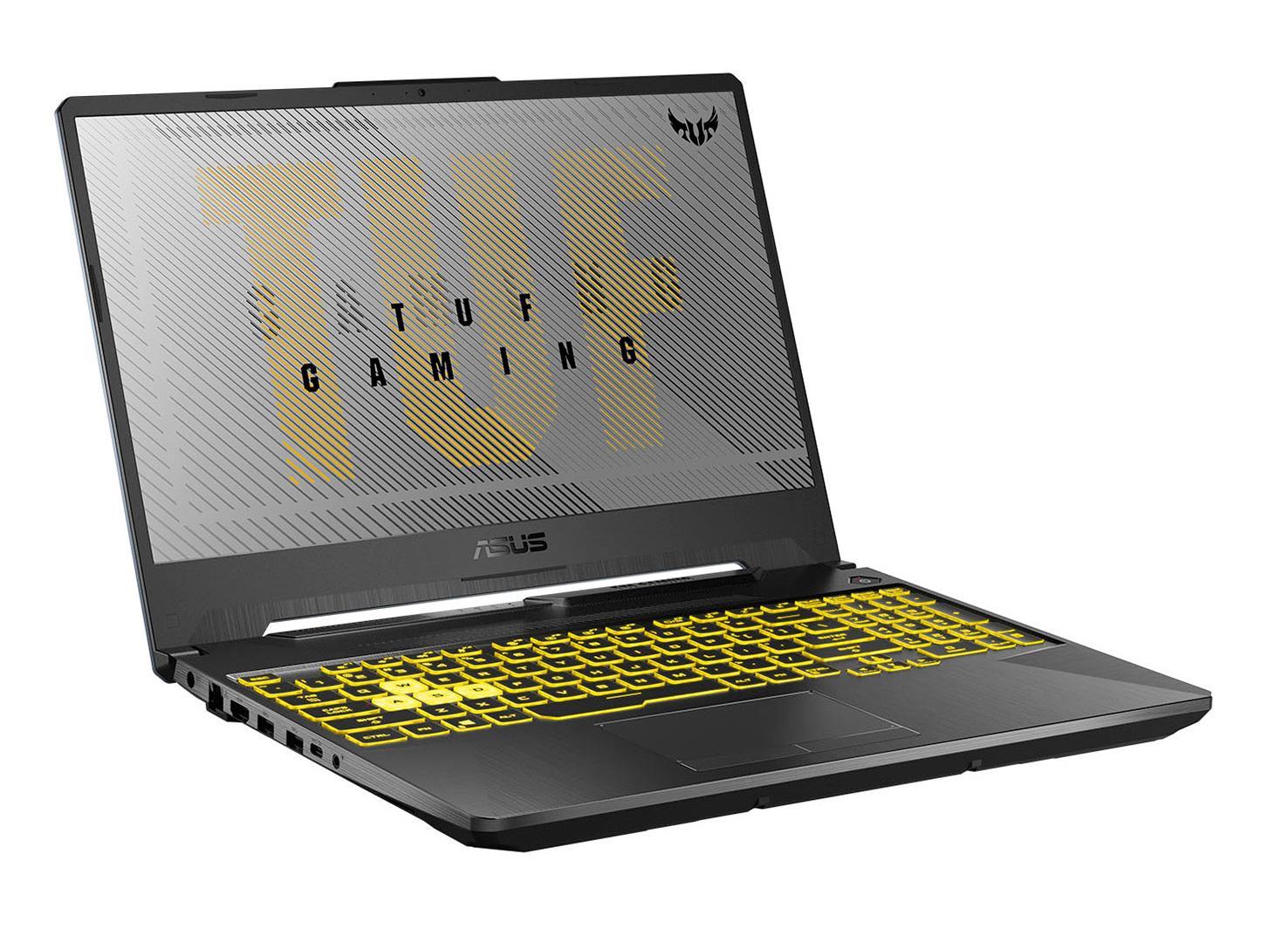 Image du PC portable Asus TUF566IV-AL143T Noir - RTX 2060, 144Hz, Ryzen 9