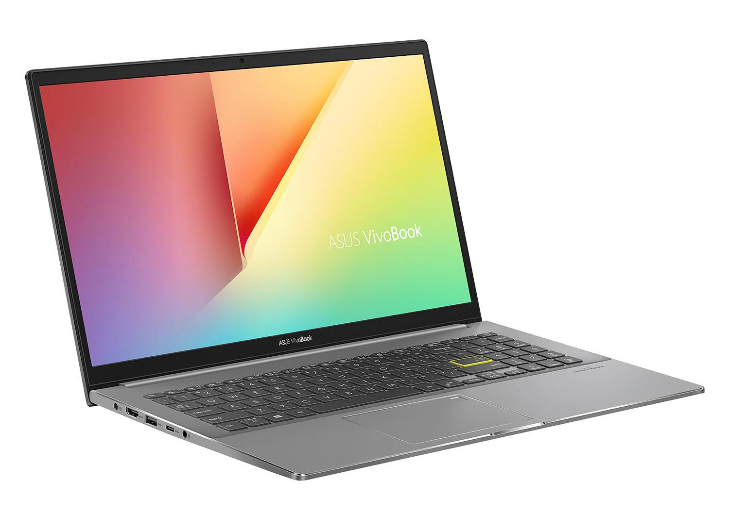 Ordinateur portable Asus Vivobook S533IA-BQ086T Noir/Gris - Ryzen 7 Octo Core  - photo 1