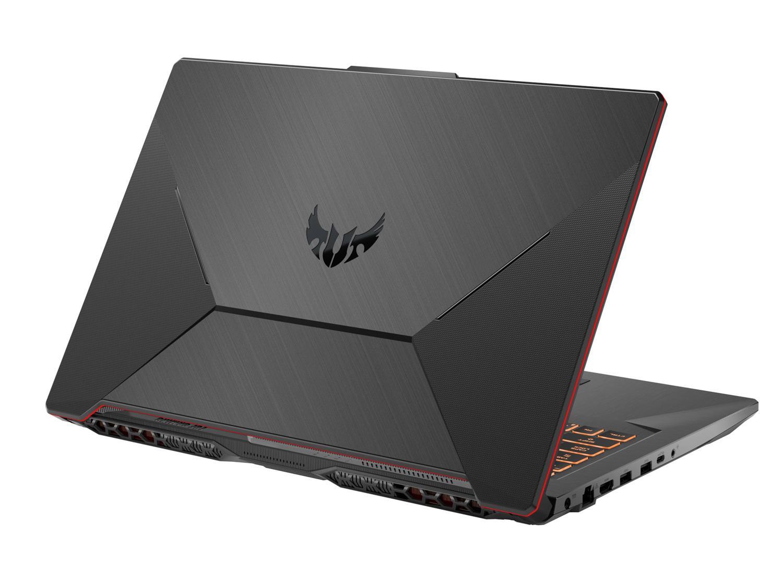 Image du PC portable Asus TUF706IU-H7282T Noir - GTX 1660 Ti, 120Hz