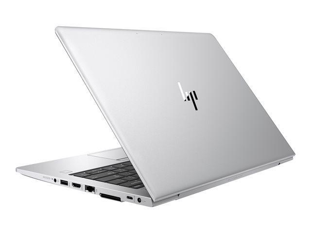 Ordinateur portable HP EliteBook 735 G6 (7KP19EA) Argent - Ryzen 7, SSD 512 Go, Pro, garanti 3 ans - photo 2