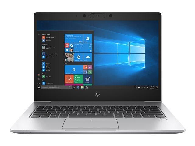 Ordinateur portable HP EliteBook 735 G6 (7KP19EA) Argent - Ryzen 7, SSD 512 Go, Pro, garanti 3 ans - photo 3