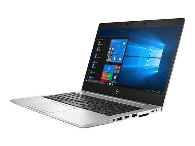 Ordinateur portable HP EliteBook 735 G6 (7KP19EA) Argent - Ryzen 7, SSD 512 Go, Pro, garanti 3 ans - photo 4