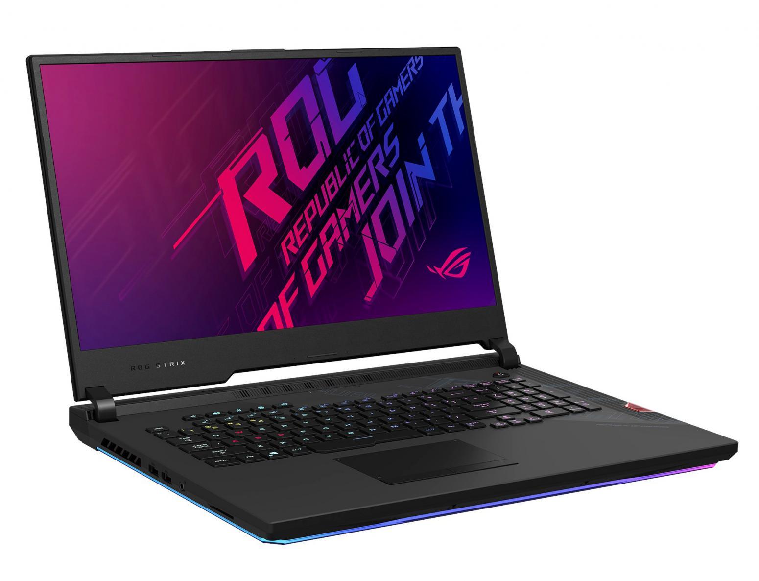 Image du PC portable Asus ROG Strix Scar G732LXS-HG014T - 300Hz, RTX 2080 Super