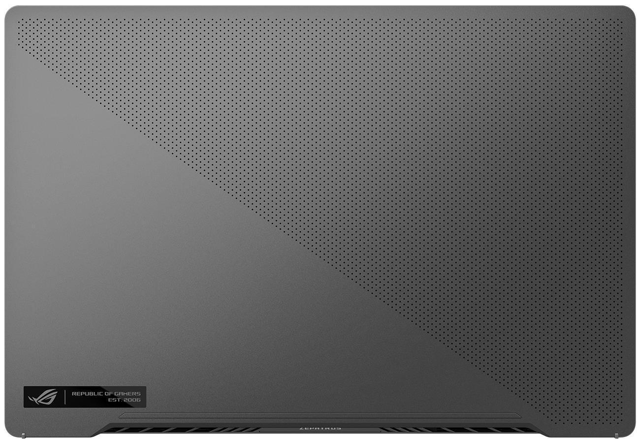 Ordinateur portable Asus ROG Zephyrus G14 GA401QM-HZ235T Gris - 144Hz, Ryzen 9, RTX 3060 - photo 6
