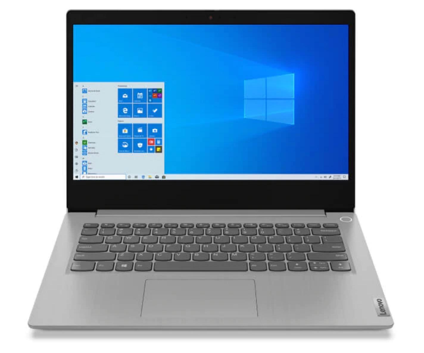 Image du PC portable Lenovo  IdeaPad 3 14ADA05 (81W0002BFR) Argent