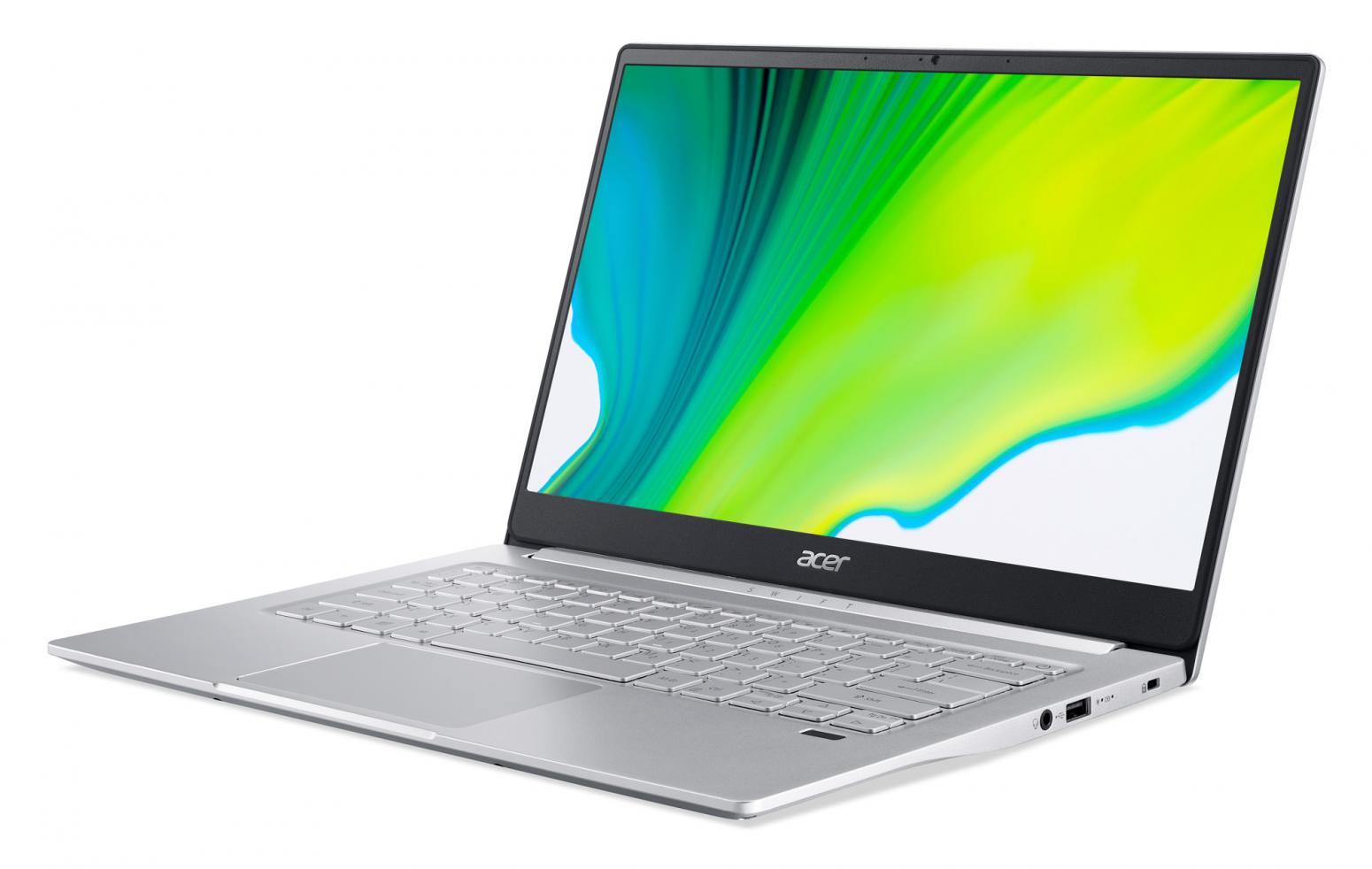 Ordinateur portable Acer Swift 3 SF314-42-R8KM Argent - Ryzen 7 Octo Core - photo 3