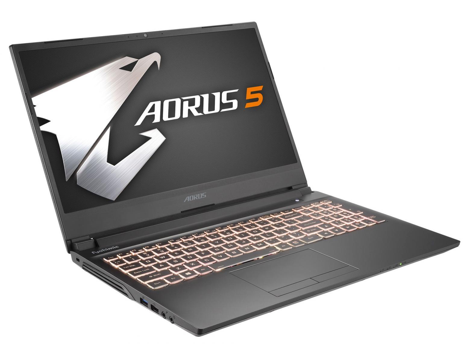 Ordinateur portable Aorus 5 KB-7FR1130SH - GeForce RTX 2060, 144Hz, SSD 512 Go, Comet-H - photo 5