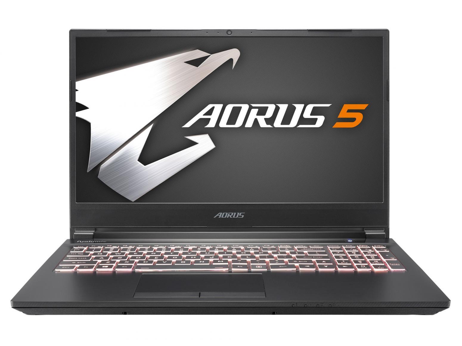 Ordinateur portable Aorus 5 KB-7FR1130SH - GeForce RTX 2060, 144Hz, SSD 512 Go, Comet-H - photo 6