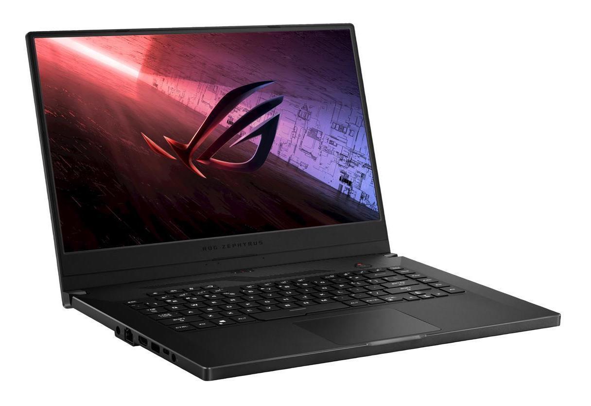 Image du PC portable Asus ROG Zephyrus G15 GA502IV-062 Noir - RTX 2060, 144Hz, Sans Windows
