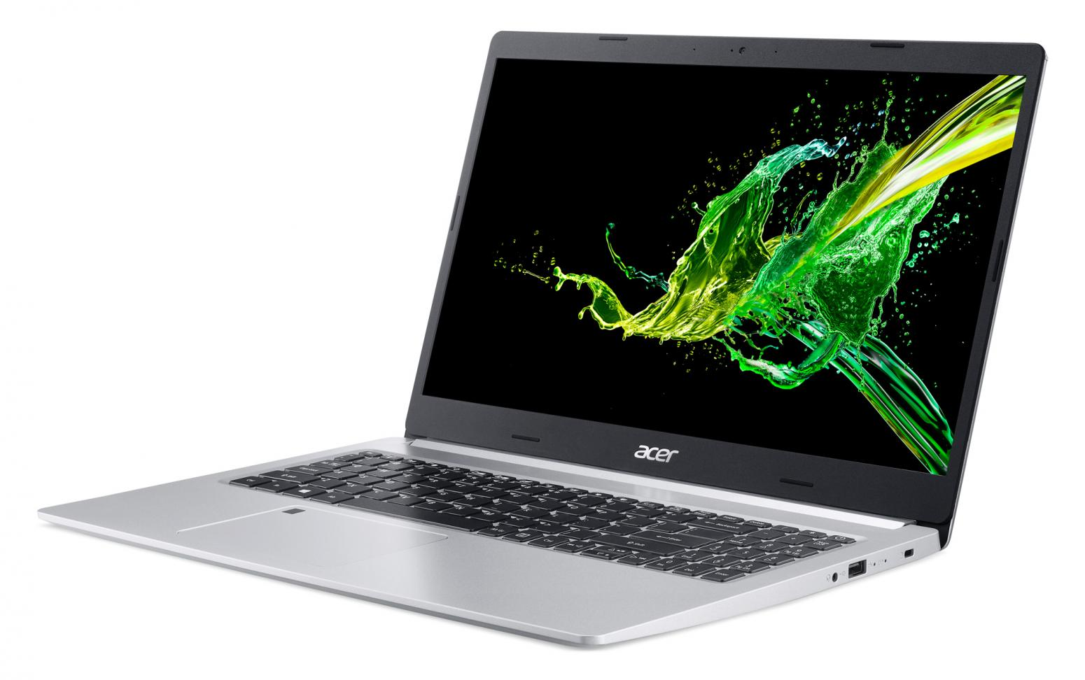 Ordinateur portable Acer Aspire 5 A515-55-510X Argent - photo 3