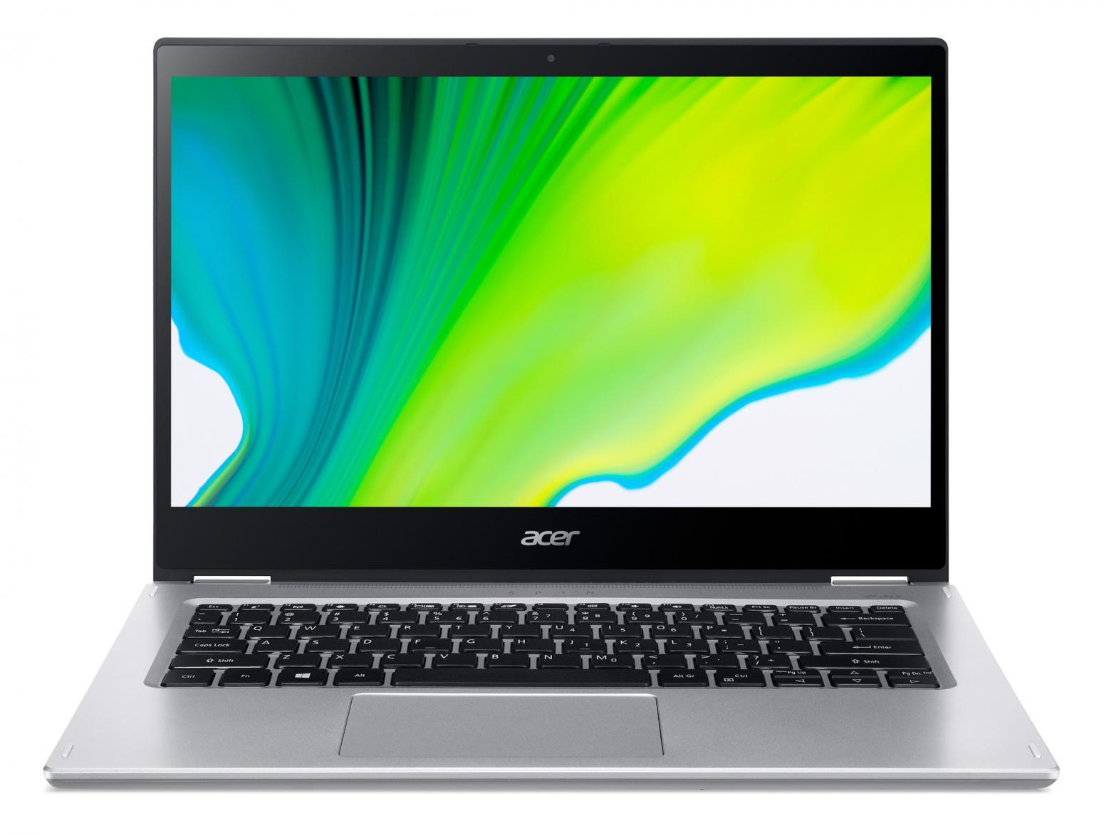 Ordinateur portable Acer Spin 3 SP314-54N-52H9 Argent - Tactile, Stylet - photo 3