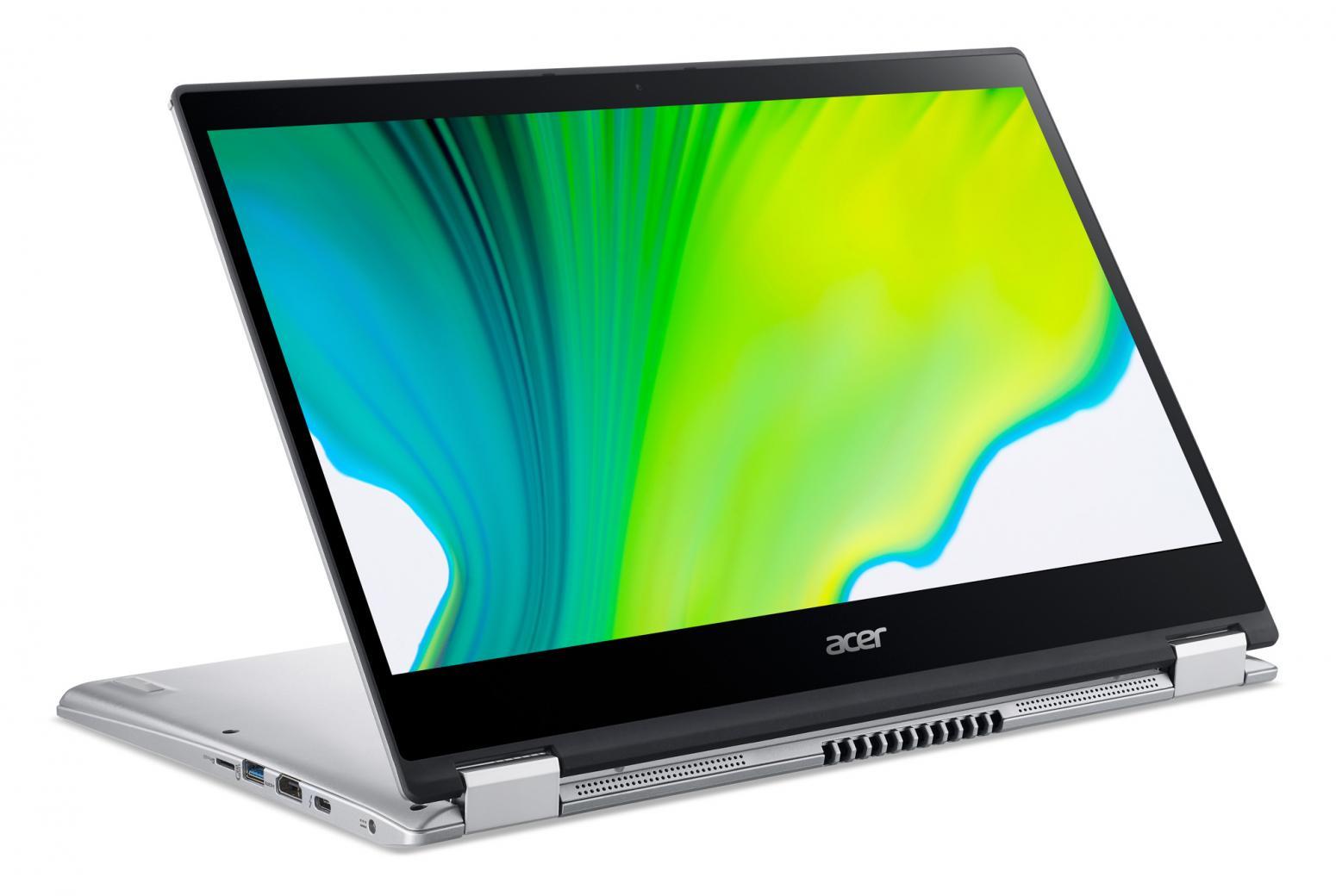 Ordinateur portable Acer Spin 3 SP314-54N-52H9 Argent - Tactile, Stylet - photo 5