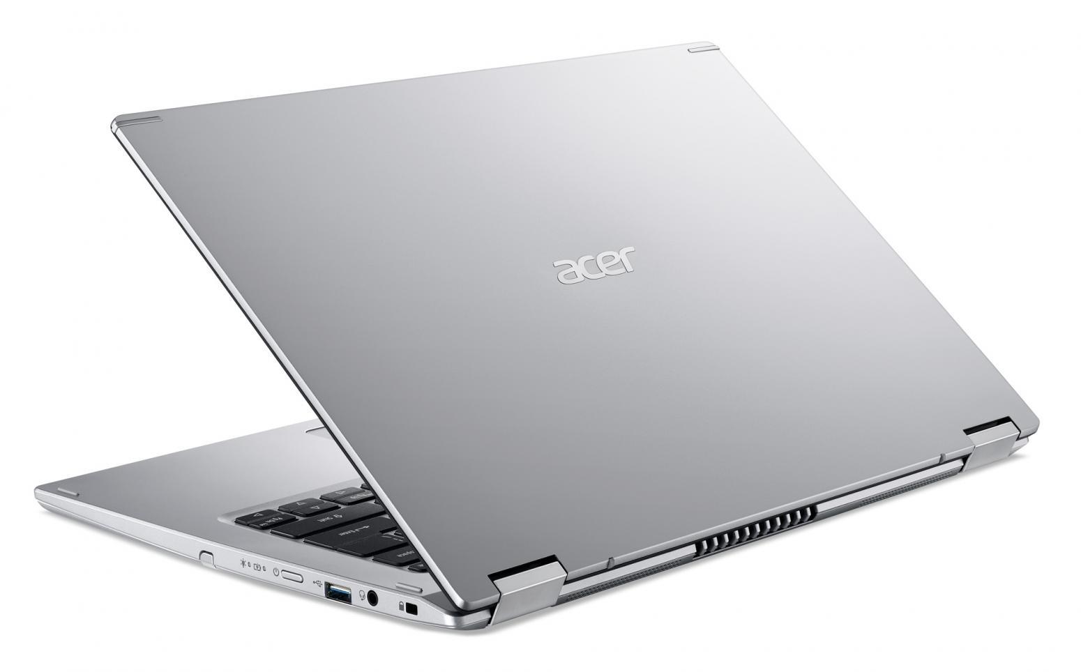 Ordinateur portable Acer Spin 3 SP314-54N-52H9 Argent - Tactile, Stylet - photo 8