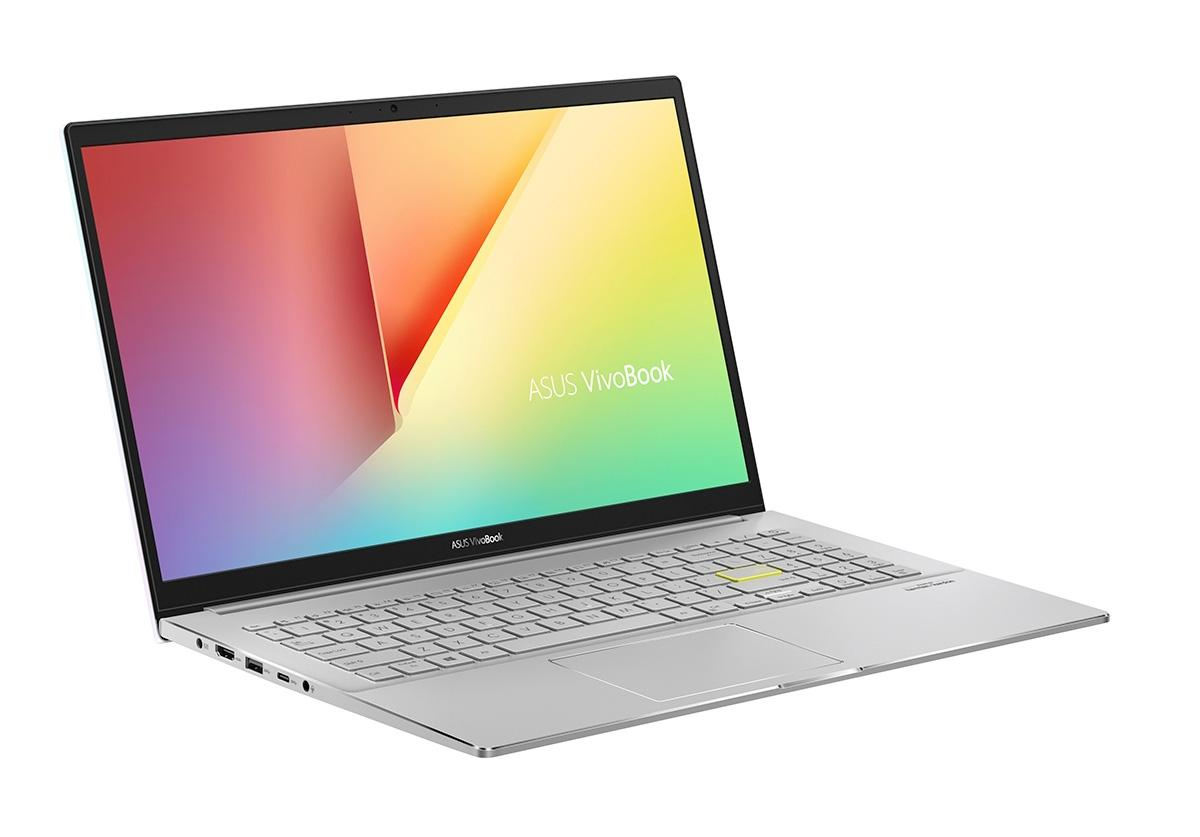 Ordinateur portable Asus Vivobook S533IA-BQ148T Dreamy White - Ryzen 5 Hexa Core - photo 2