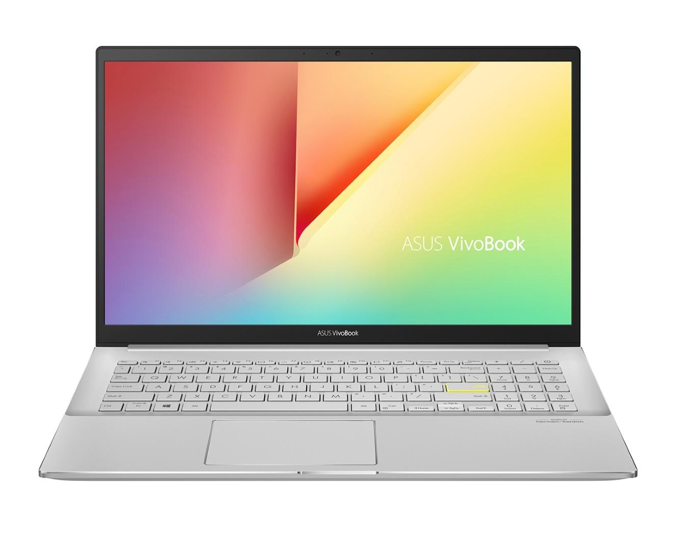 Ordinateur portable Asus Vivobook S533IA-BQ148T Dreamy White - Ryzen 5 Hexa Core - photo 3