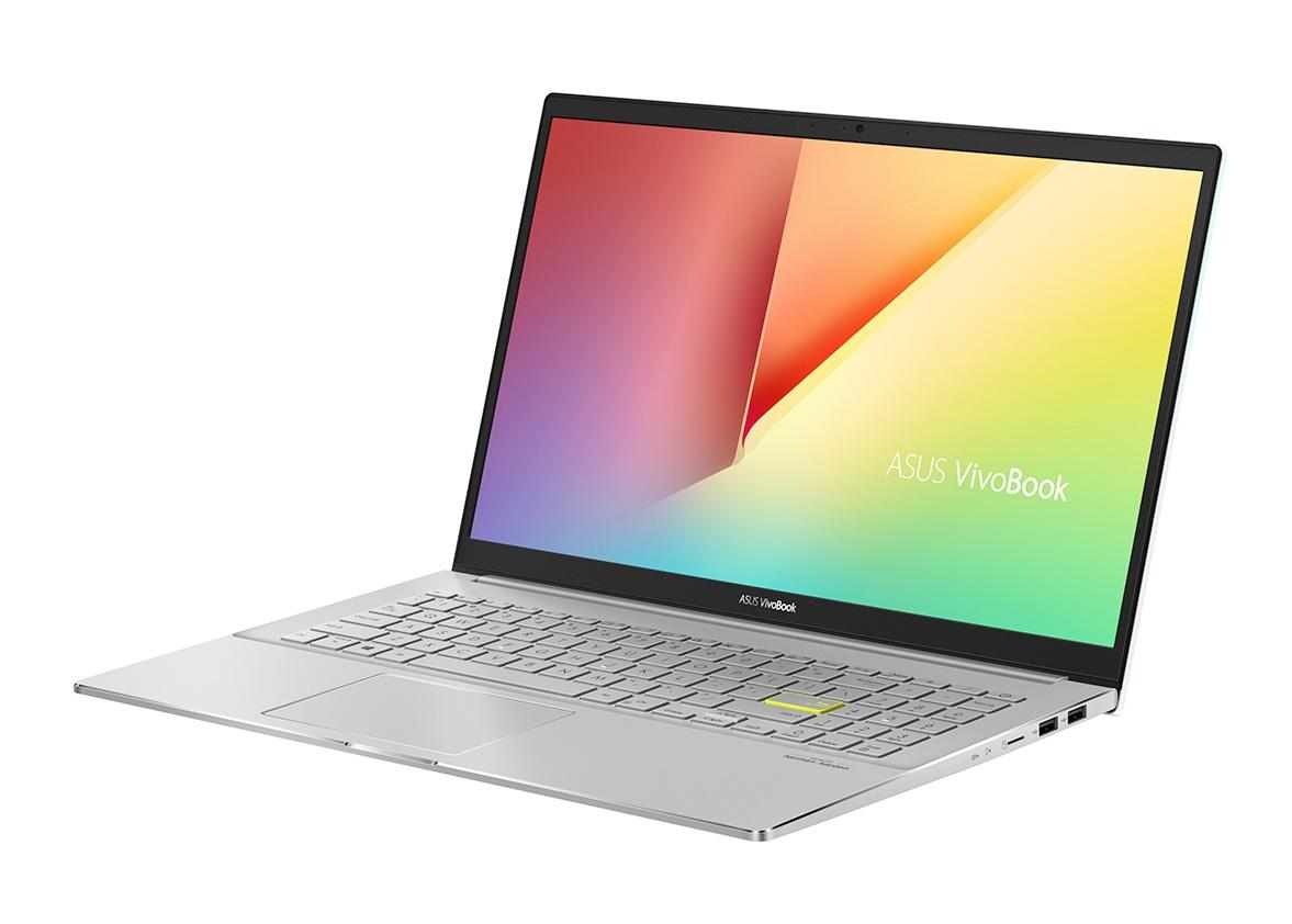 Ordinateur portable Asus Vivobook S533IA-BQ148T Dreamy White - Ryzen 5 Hexa Core - photo 4