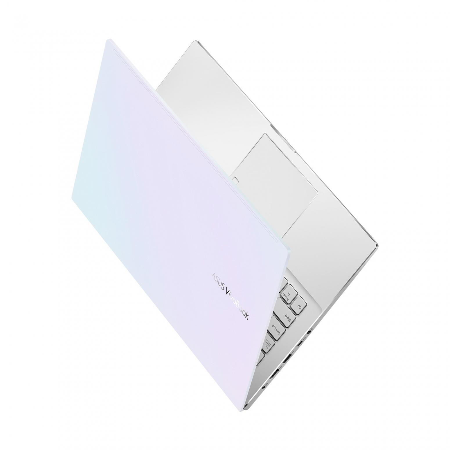 Ordinateur portable Asus Vivobook S533IA-BQ148T Dreamy White - Ryzen 5 Hexa Core - photo 7