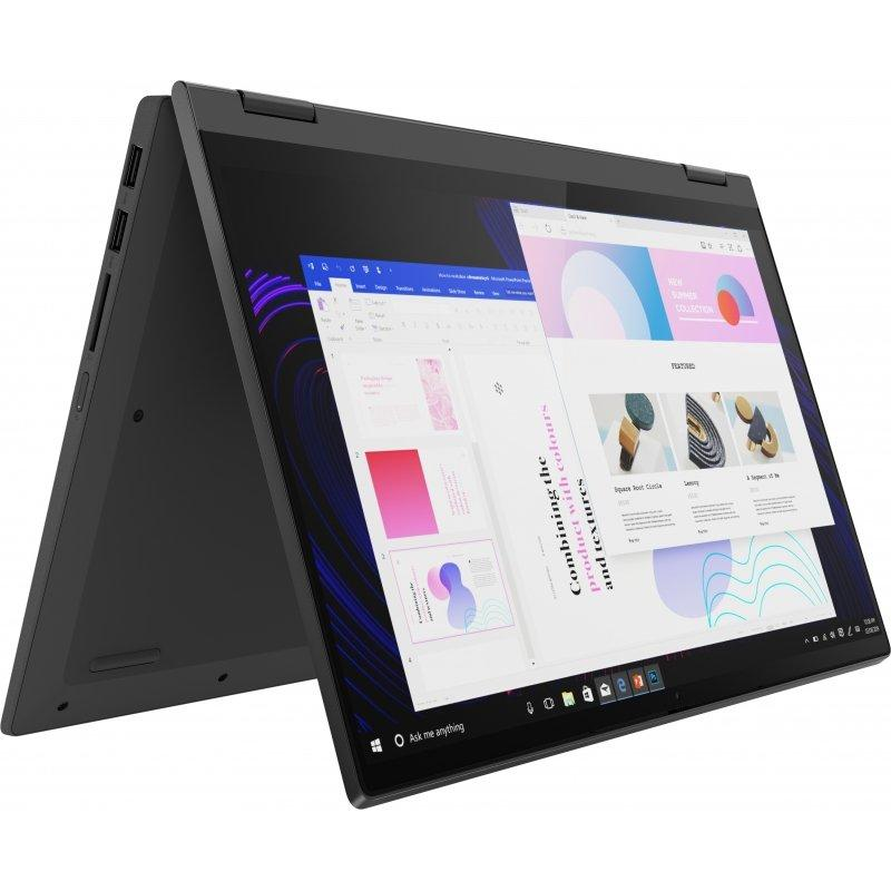 Ordinateur portable Lenovo IdeaPad Flex 5 14IIL05 (81X100ACFR) Graphite - photo 10