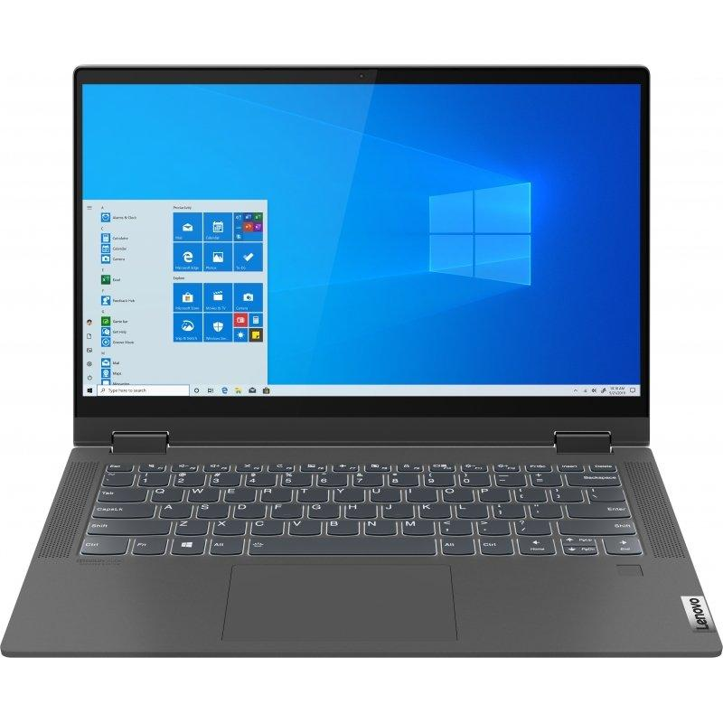 Ordinateur portable Lenovo IdeaPad Flex 5 14IIL05 (81X100ACFR) Graphite - photo 3