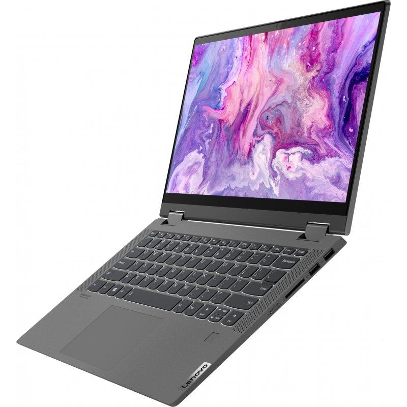 Ordinateur portable Lenovo IdeaPad Flex 5 14IIL05 (81X100ACFR) Graphite - photo 5