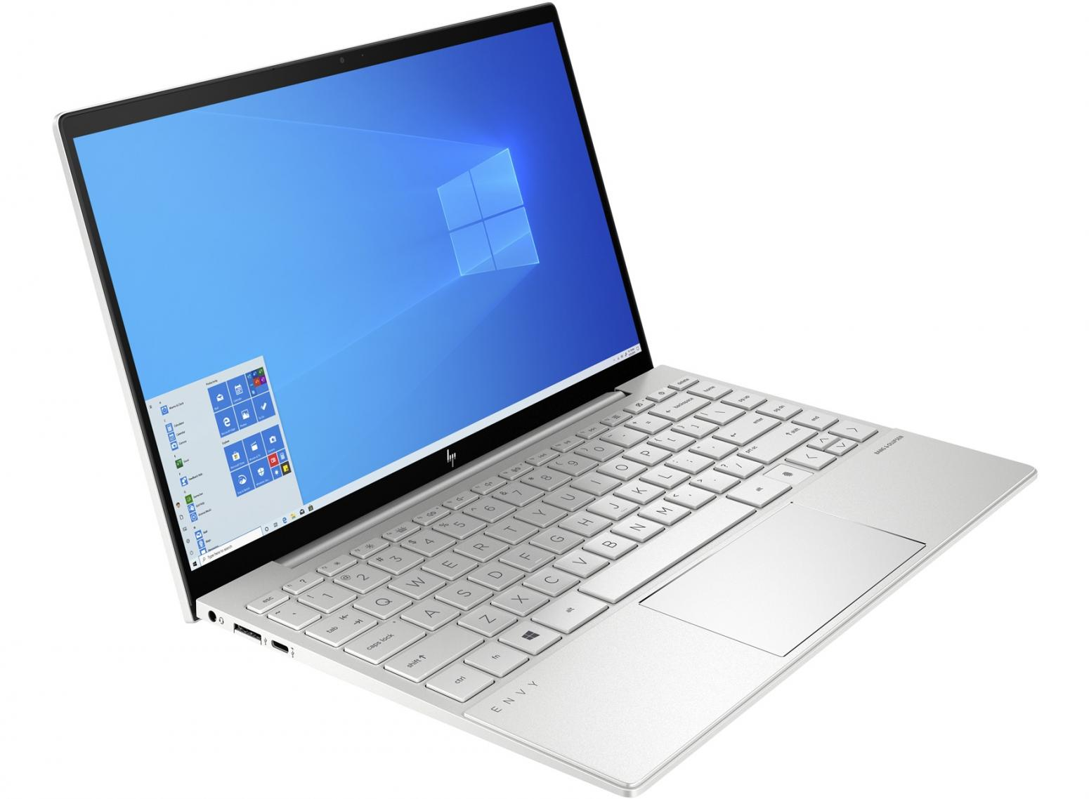 Ordinateur portable HP Envy 13-ba0018nf Argent - MX350 - photo 2