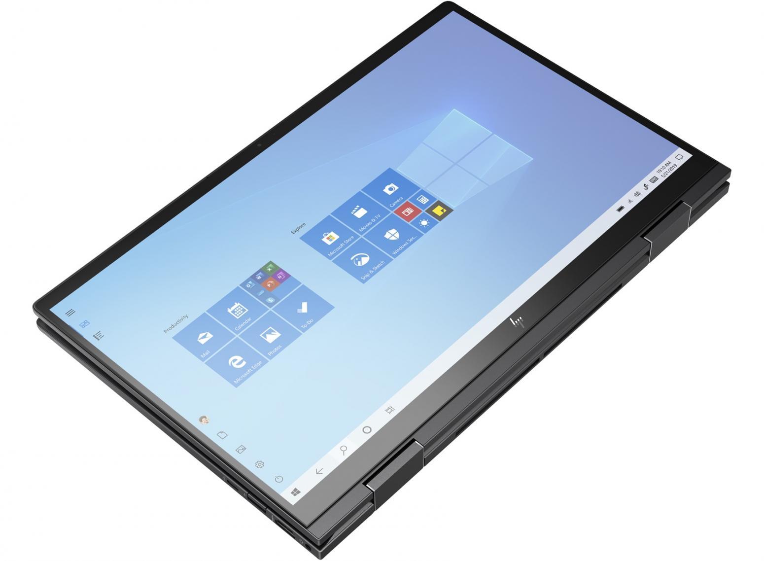 Ordinateur portable HP Envy x360 15-ee0012nf Argent - Tactile, Ryzen 5 Hexa Core - photo 3