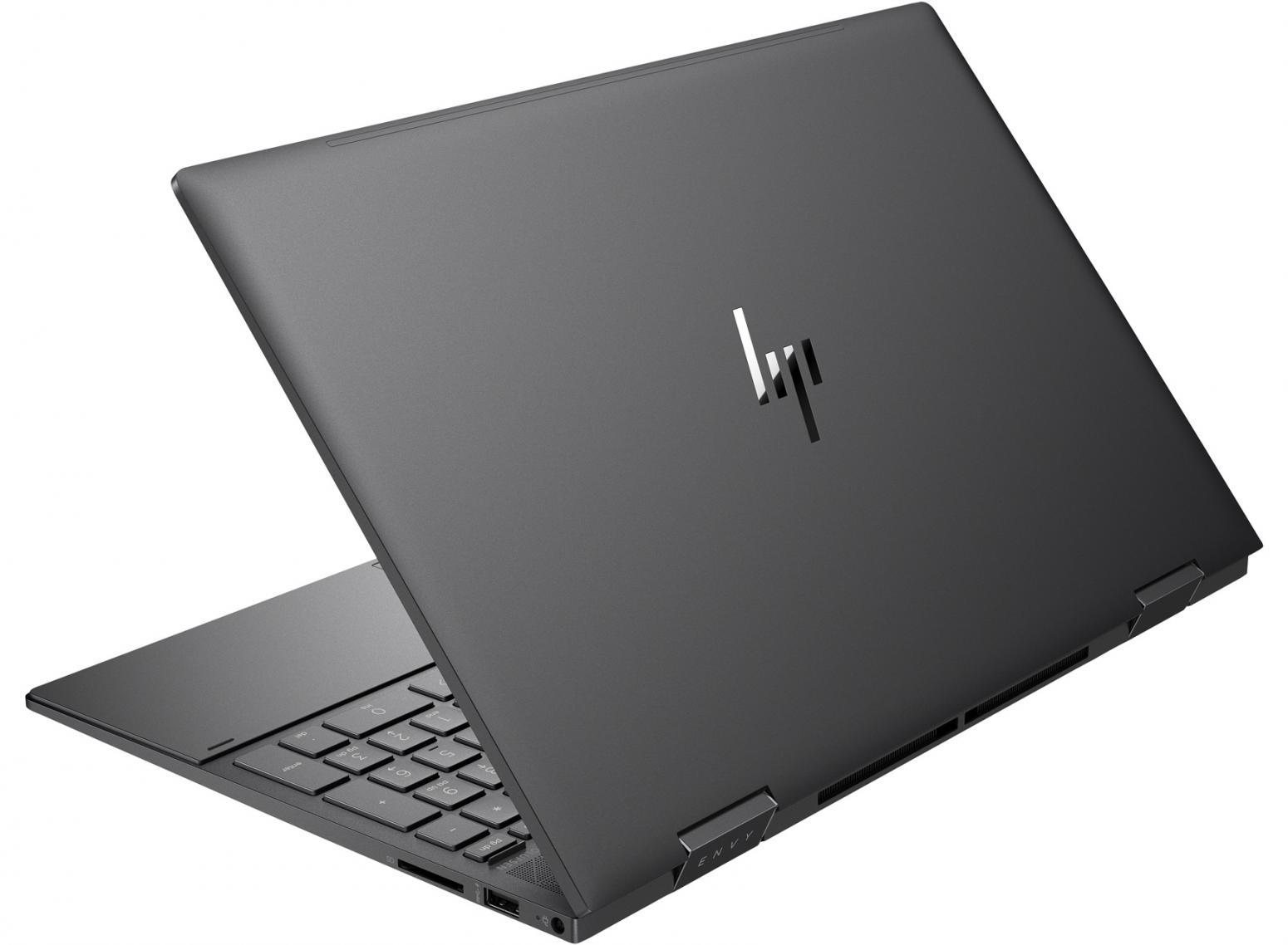 Ordinateur portable HP Envy x360 15-ee0012nf Argent - Tactile, Ryzen 5 Hexa Core - photo 7