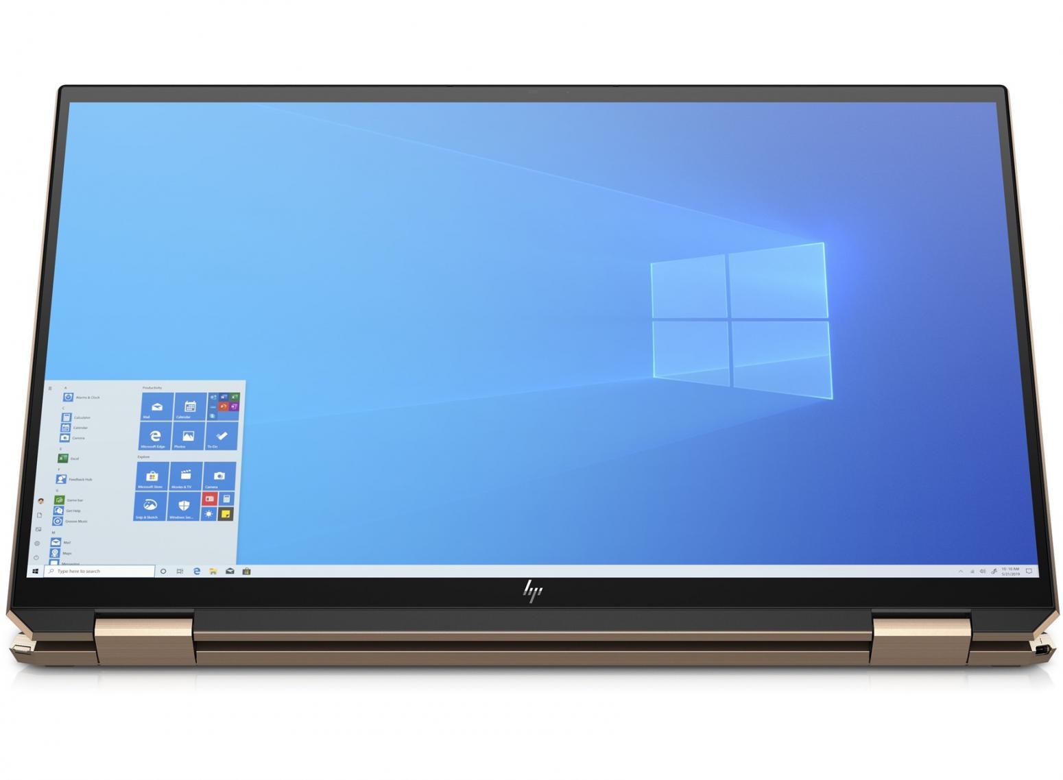 Ordinateur portable HP Spectre x360 15-eb1000nf Noir - 4K Tactile - photo 2