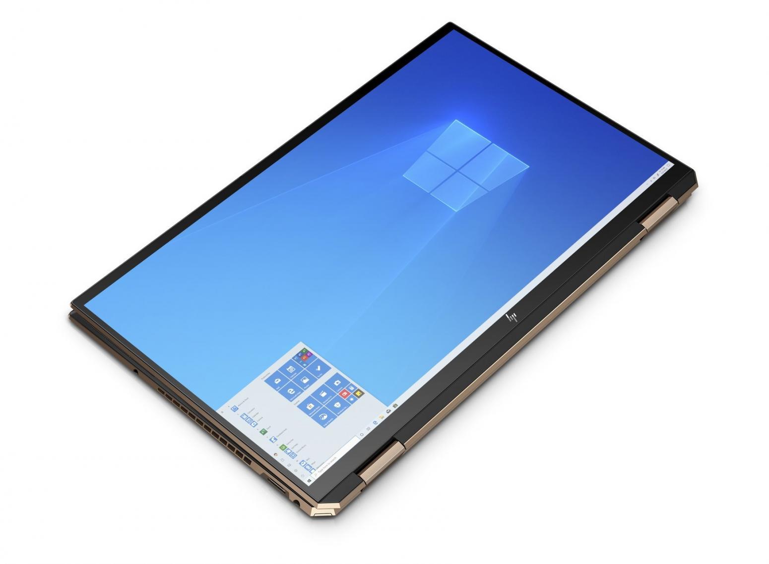 Ordinateur portable HP Spectre x360 15-eb0013nf Noir - Tactile 4K OLED, GTX 1650 Ti Max-Q - photo 3