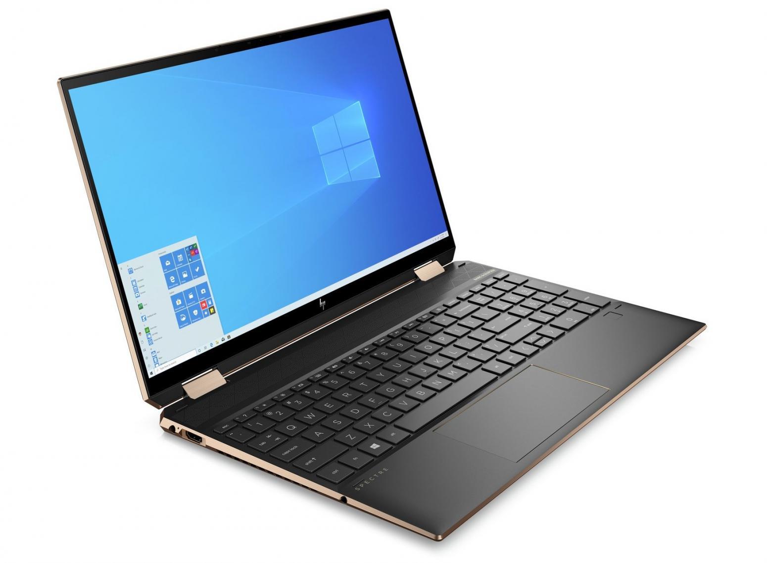 Ordinateur portable HP Spectre x360 15-eb1000nf Noir - 4K Tactile - photo 4