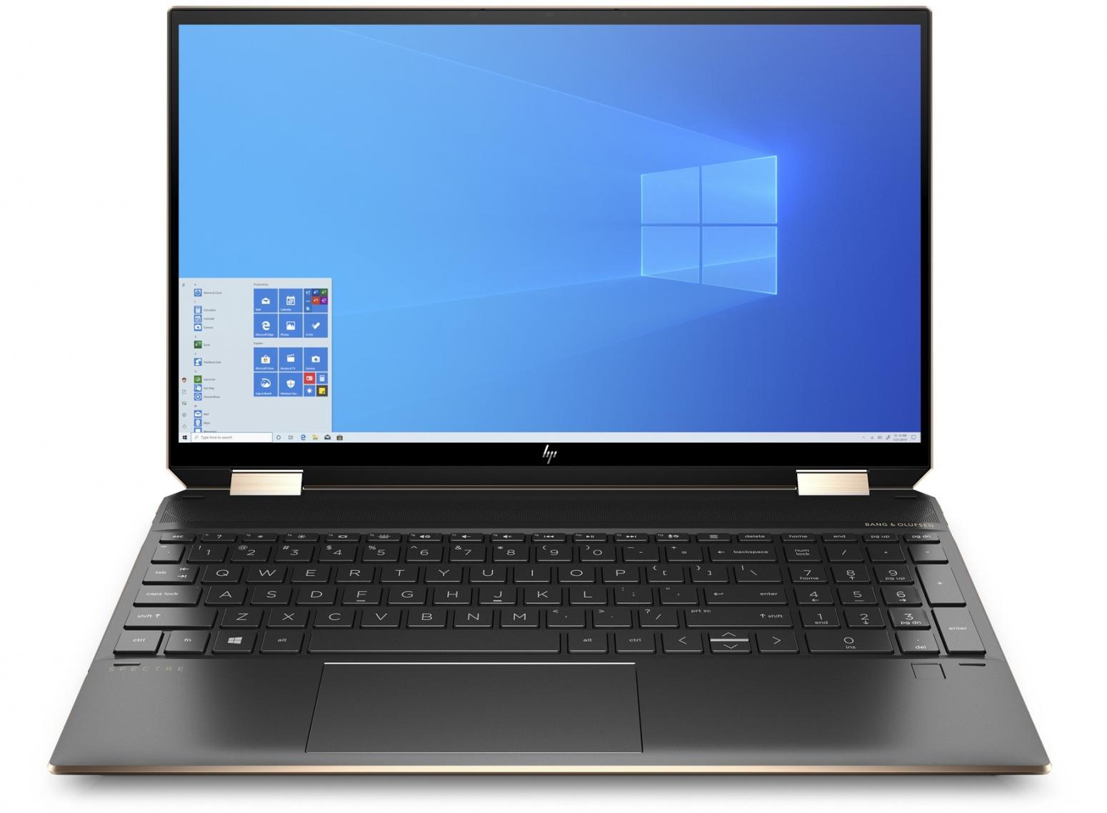 Ordinateur portable HP Spectre x360 15-eb0013nf Noir - Tactile 4K OLED, GTX 1650 Ti Max-Q - photo 5
