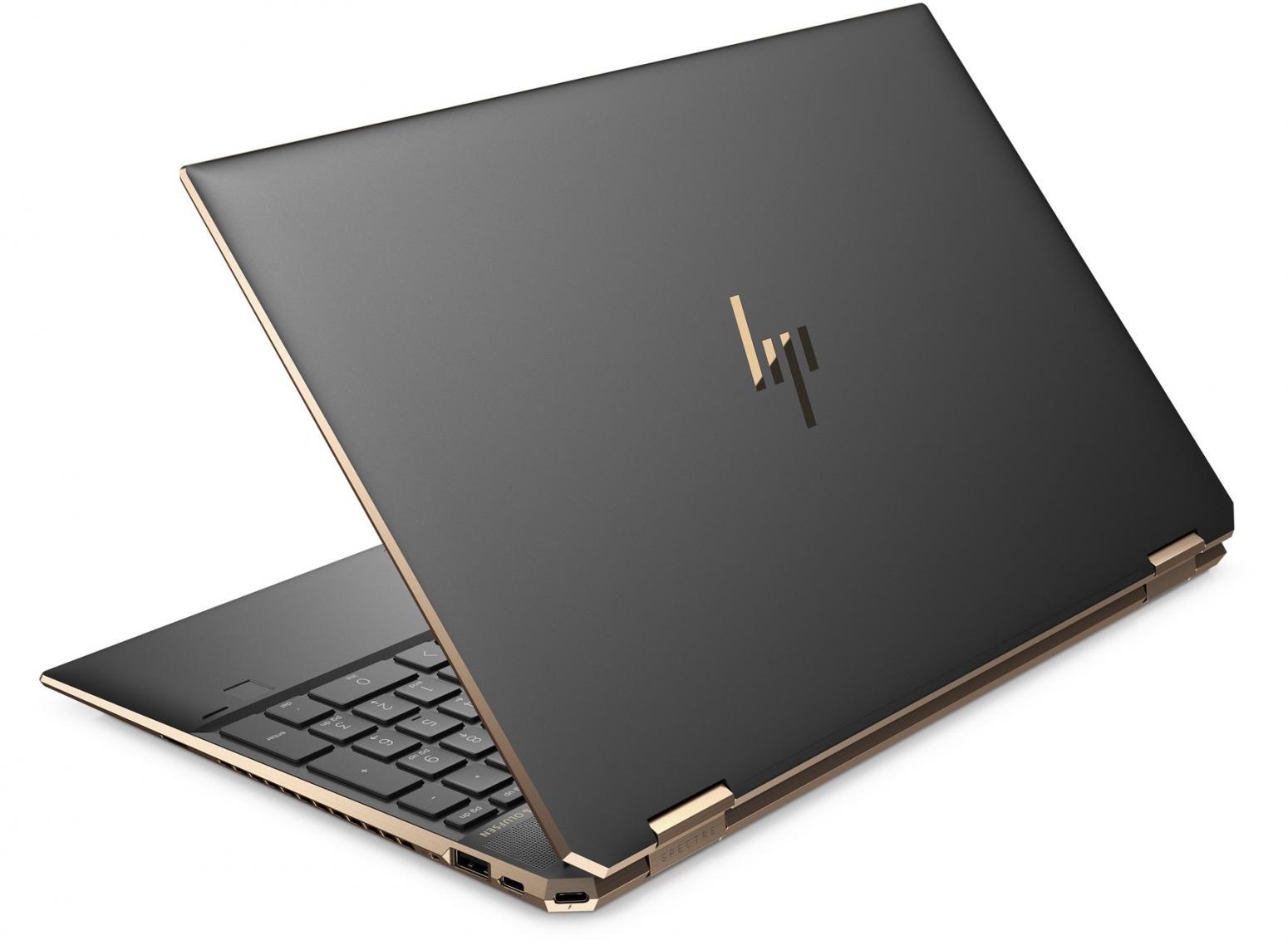 Ordinateur portable HP Spectre x360 15-eb1000nf Noir - 4K Tactile - photo 7