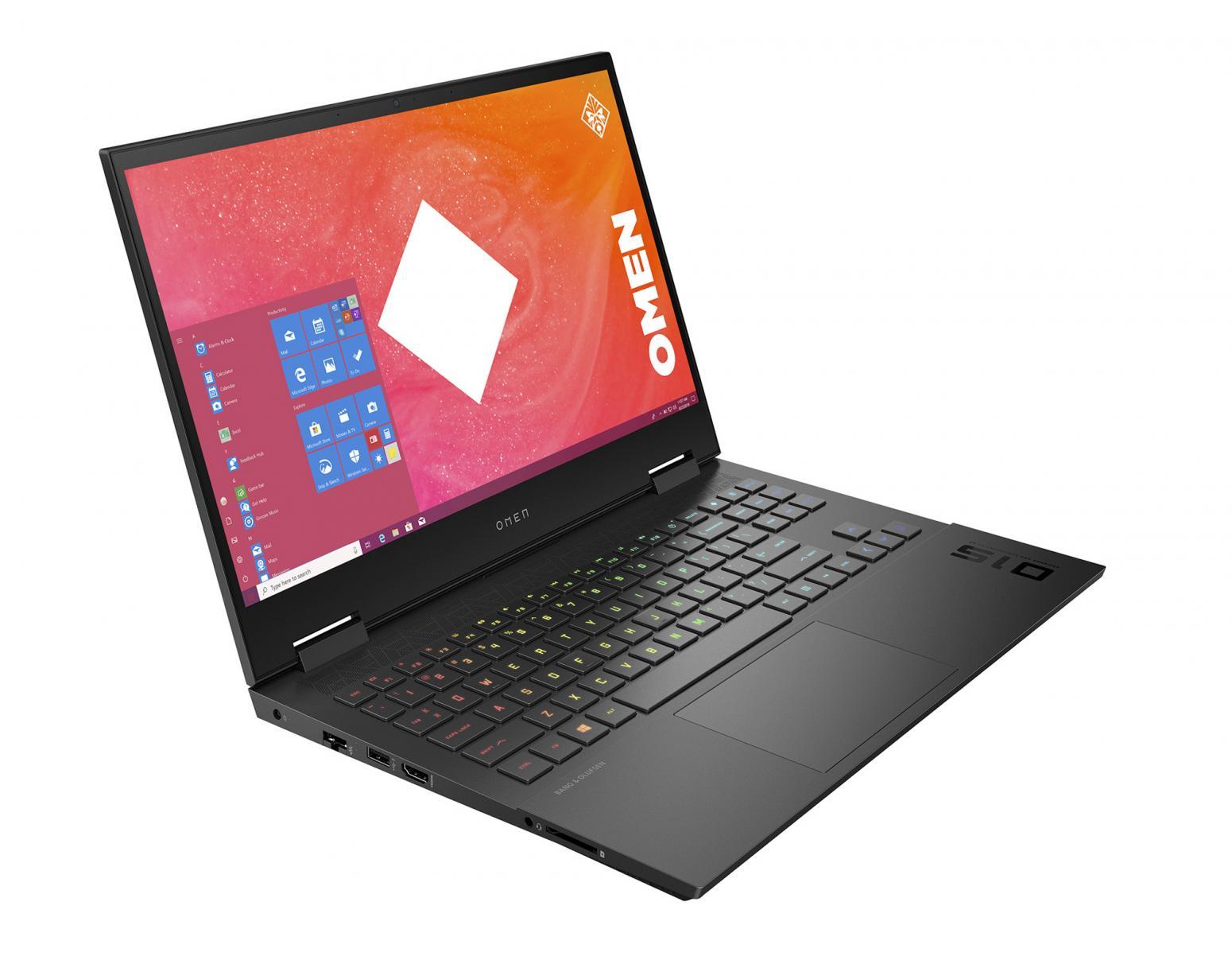 Image du PC portable HP Omen 15-ek0130nf - RTX 2060, 144Hz