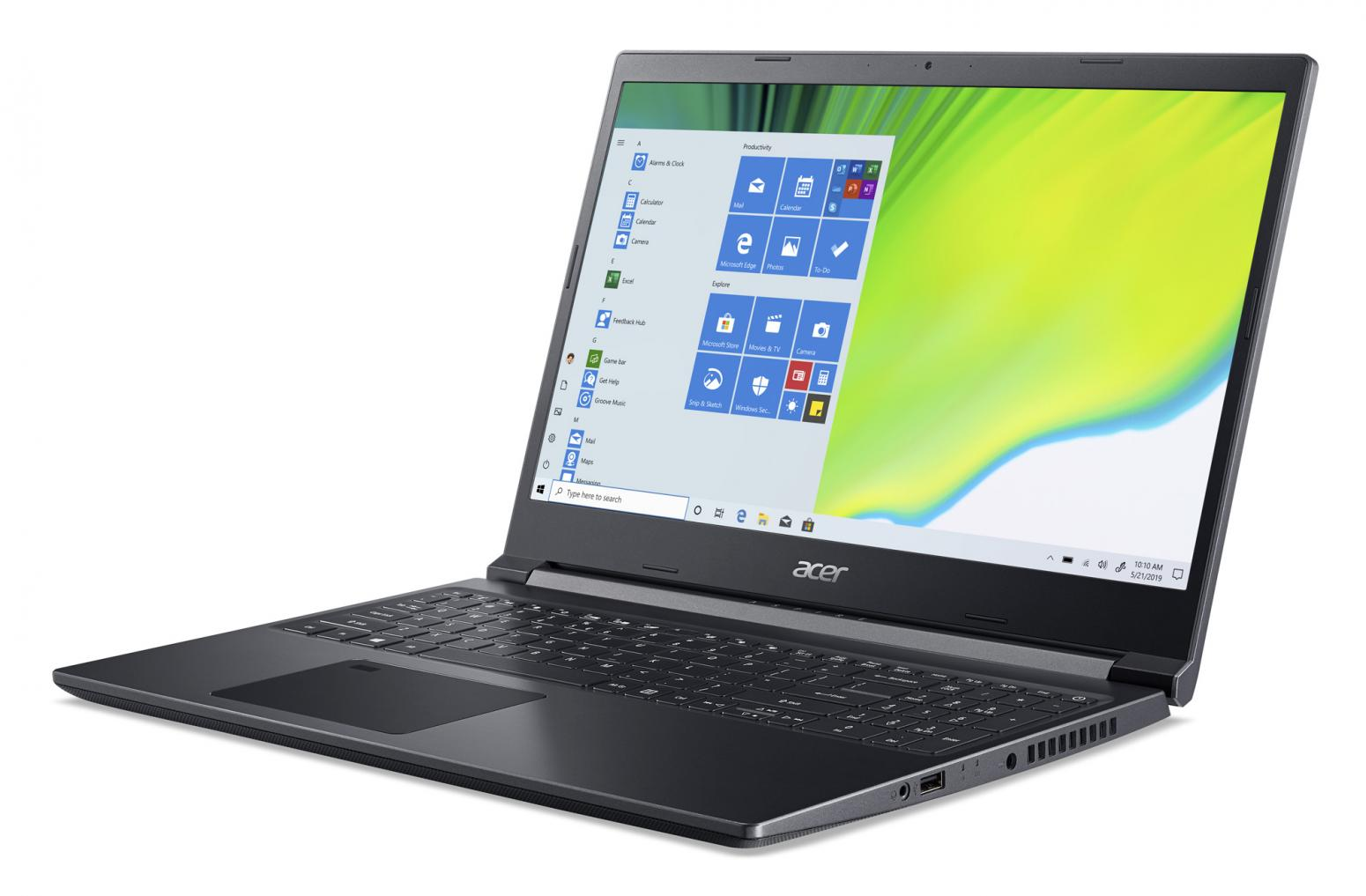 Ordinateur portable Acer Aspire 7 A715-41G-R93Y - GTX 1650 - photo 5