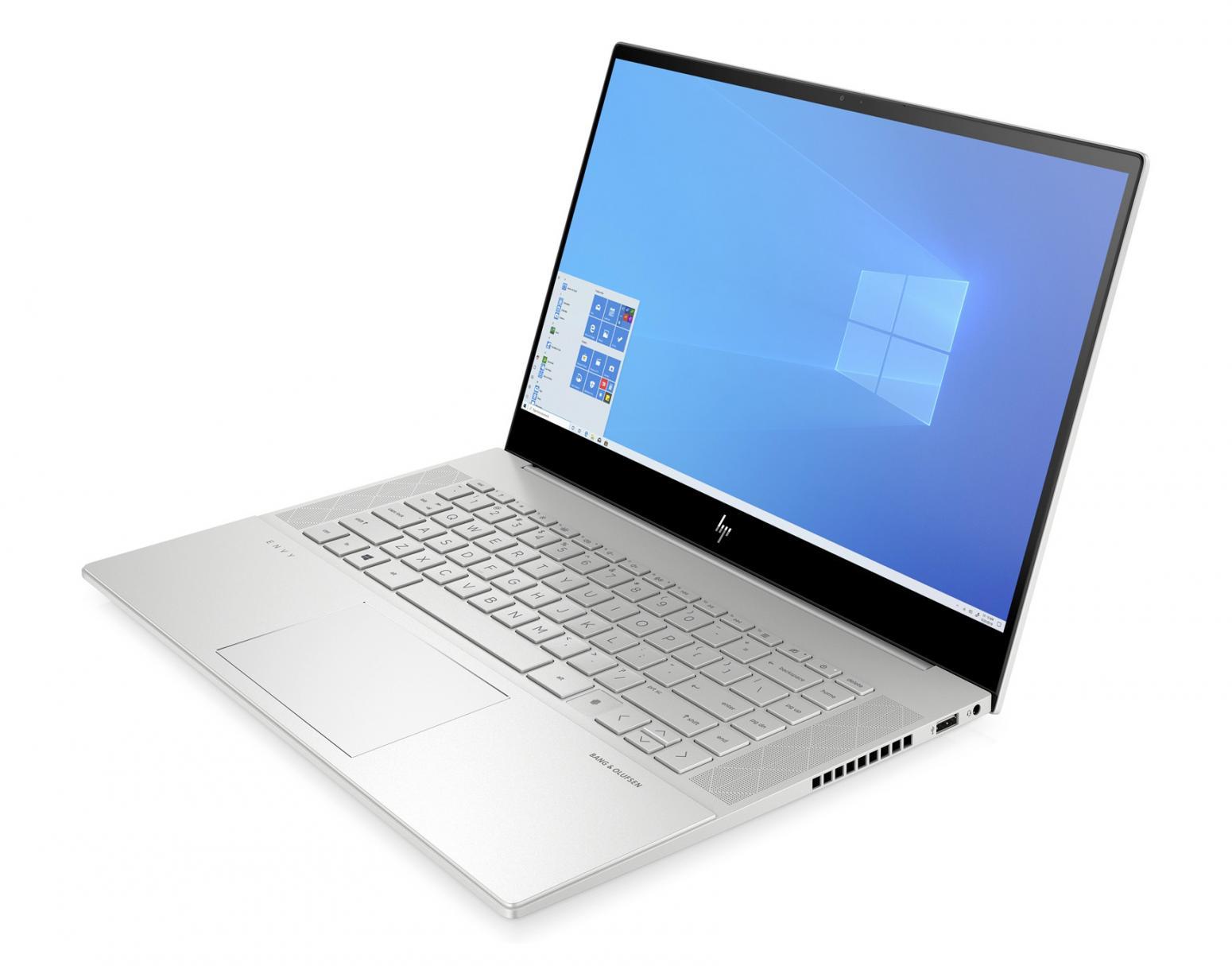 Ordinateur portable HP Envy 15-ep0026nf Argent - GTX 1650 Ti - photo 3