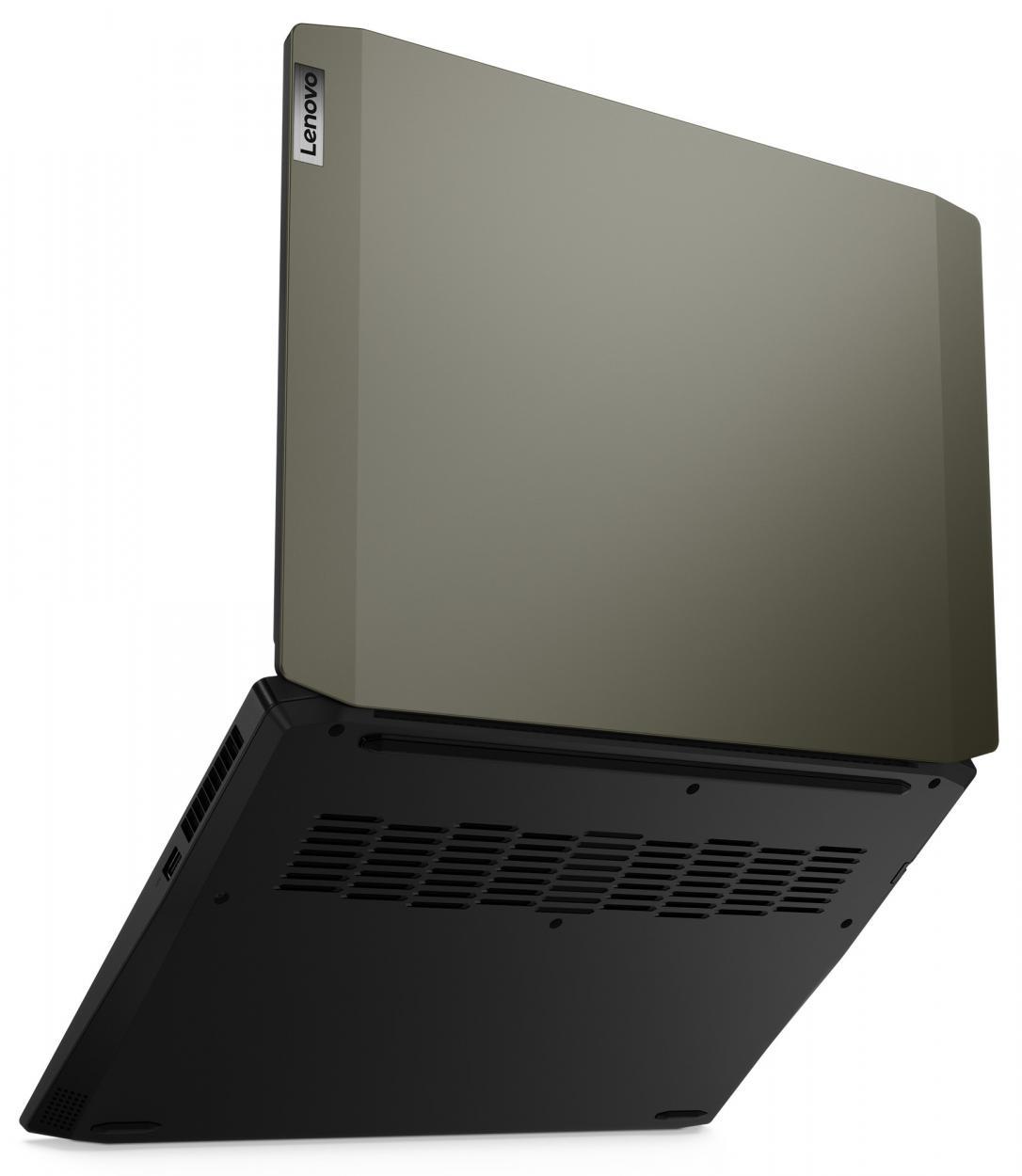 Ordinateur portable Lenovo  IdeaPad Creator 5 15IMH05 (82D4004WFR) Vert Kaki - GTX 1650 Ti, 144Hz - photo 6