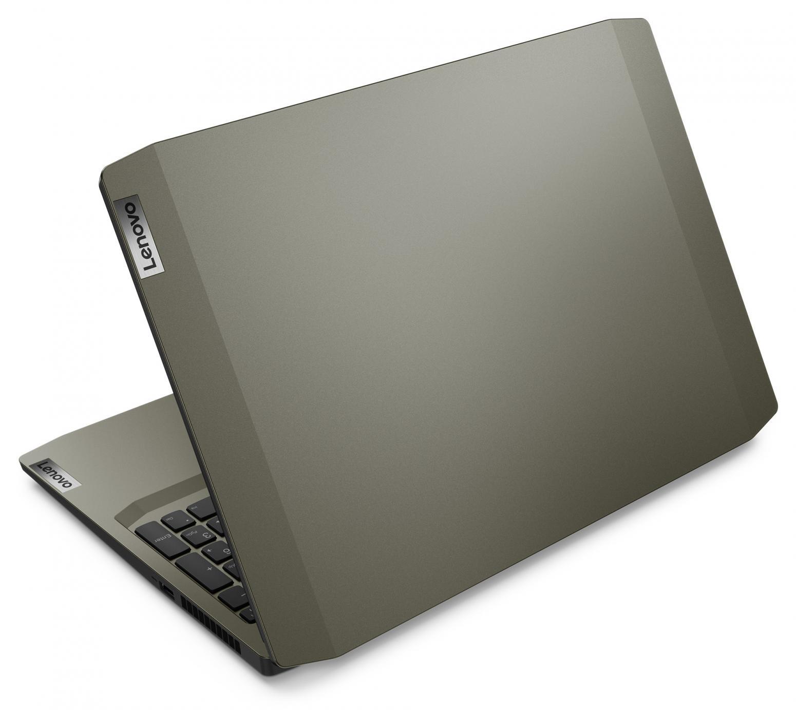 Ordinateur portable Lenovo  IdeaPad Creator 5 15IMH05 (82D4004WFR) Vert Kaki - GTX 1650 Ti, 144Hz - photo 7