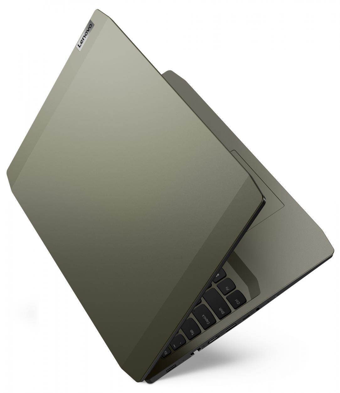 Ordinateur portable Lenovo  IdeaPad Creator 5 15IMH05 (82D4004WFR) Vert Kaki - GTX 1650 Ti, 144Hz - photo 9