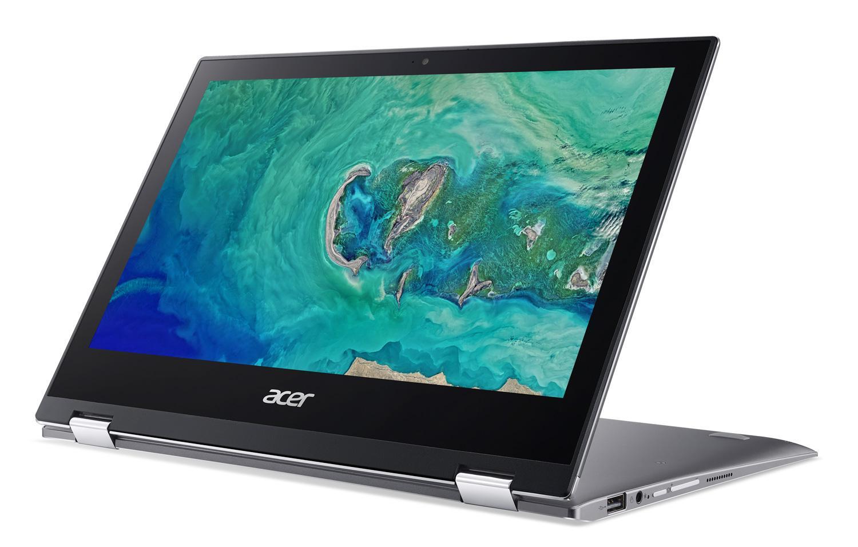 Ordinateur portable Acer Spin 1 SP111-34-P4J9 Gris - Tactile, Stylet - photo 5